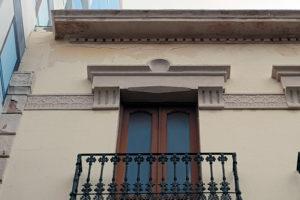 Problemas más habituales en fachadas