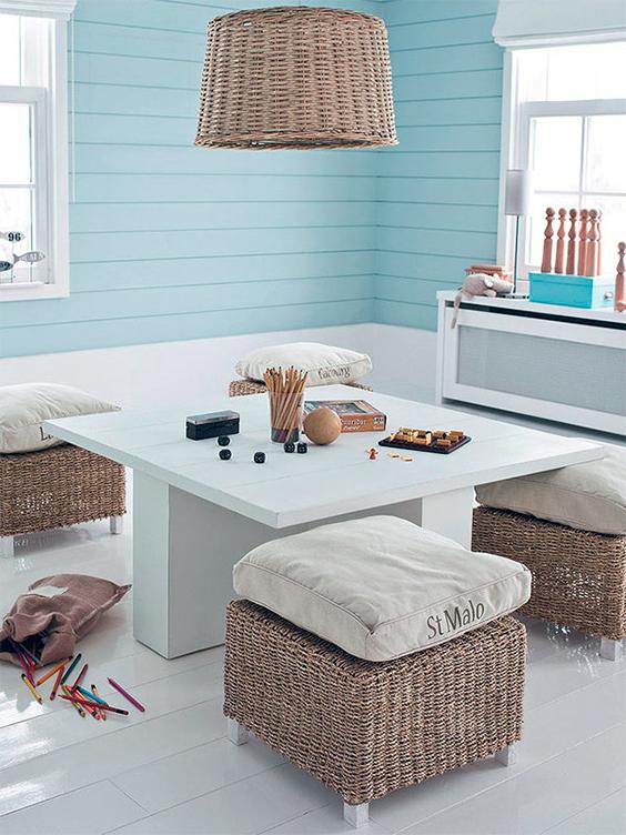 muebles-de-madera-y-ratan-trenzado